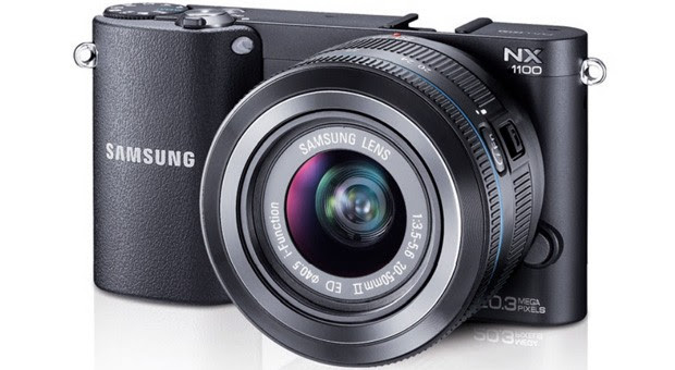 Samsung posts NX1100 camera manual, hints at a subtle upgrade