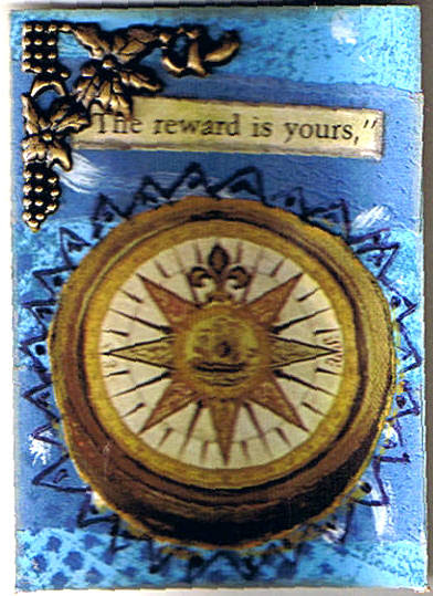 The Reward is Yours