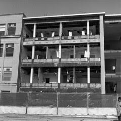 frieze demolition