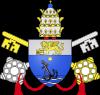 Armoiries de Saint Pie X