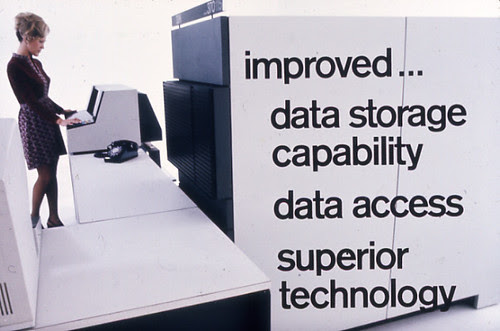 improved data storage capability; superior technology-fu by JulianBleecker.