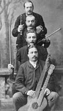 Cuarteto Schrammel