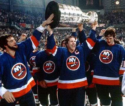Islanders Stanely Cup 1980