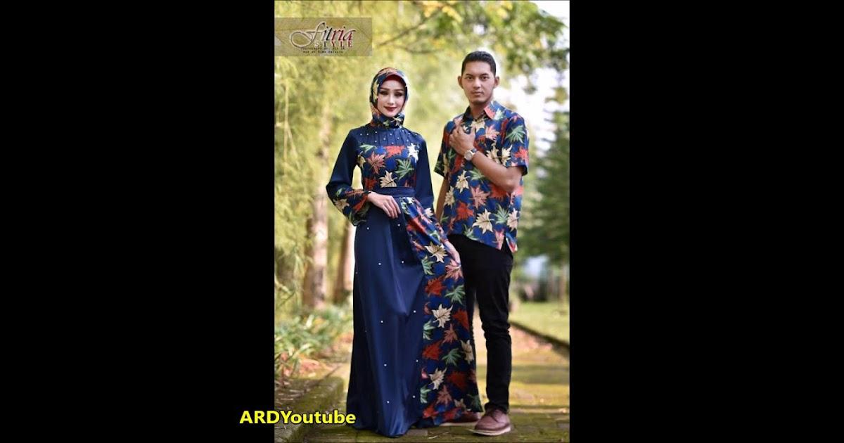 Model Busana Muslim 2019  Baju Batik Model Gamis 471f7e1ba3