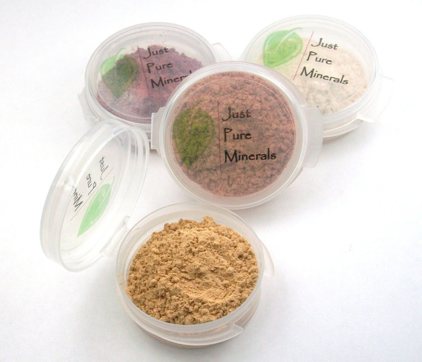 Pick any 4 Vegan Samples for 2.00 - Thats 50 Cents Each