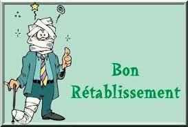 Cest Parti Apprenons Bon Rétablissement What To Say
