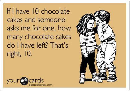 My kind of math.