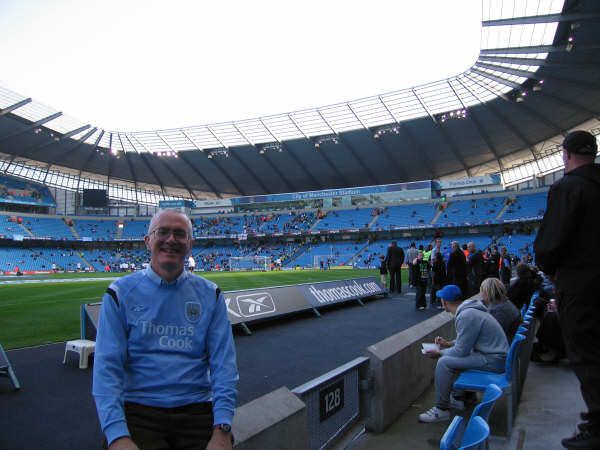 IL CITY OF MANCHESTER STADIUM
