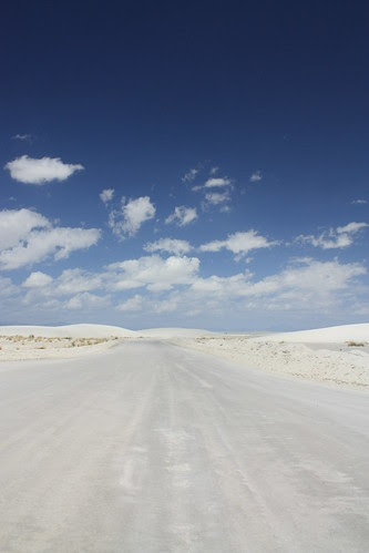 Dunes Drive - White Sands National Monument