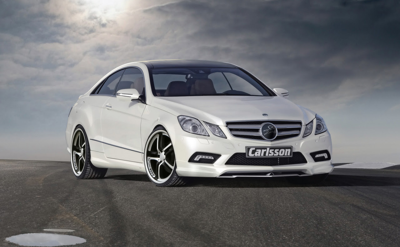 2010 Carlsson CK50 Mercedes-Benz E 500 Coupe Specs & Pictures