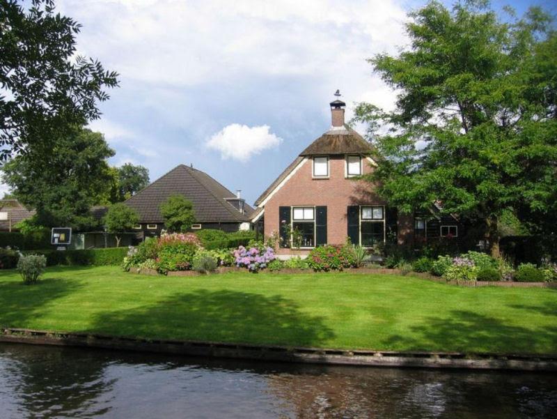 Giethoorn, a Veneza rural da Holanda 12