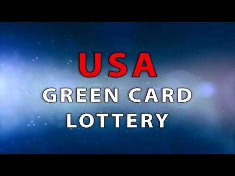 GREEN CARD LOTTERY 2019 APPLICATION (OCTOBER 3 - NOVEMBER 7, 2017)