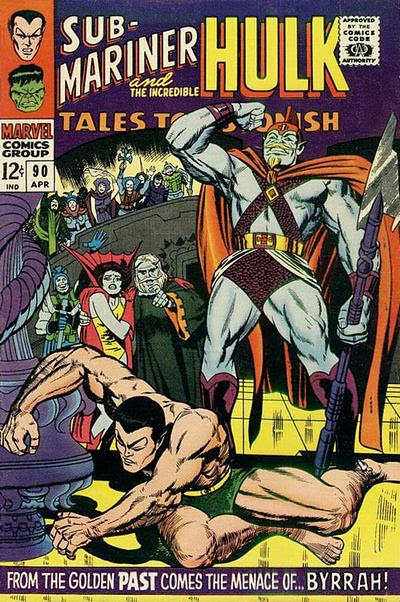 Tales to Astonish 090