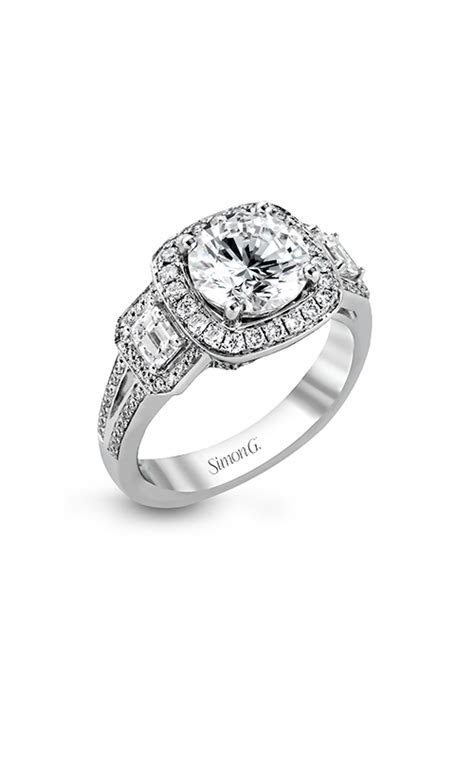 Shop Simon G TR484 Engagement rings   Foster And Sons