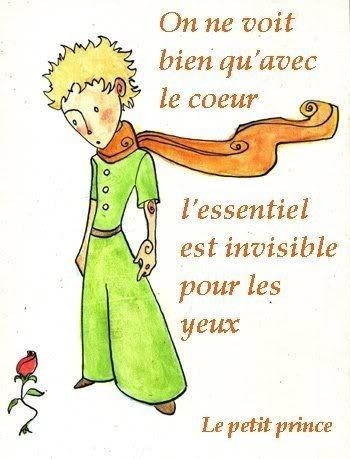 Le Petit Prince Et Le Renard Texte - Texte Préféré