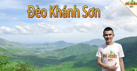 Leo Đèo Khánh Sơn thưởng thức cảnh đẹp rừng núi | Duy Junle