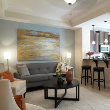 Beasley Henley Interior Design Creates Two New House Models