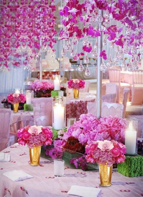 Create Your Own Bridal Shower Table Decor   Hen Party
