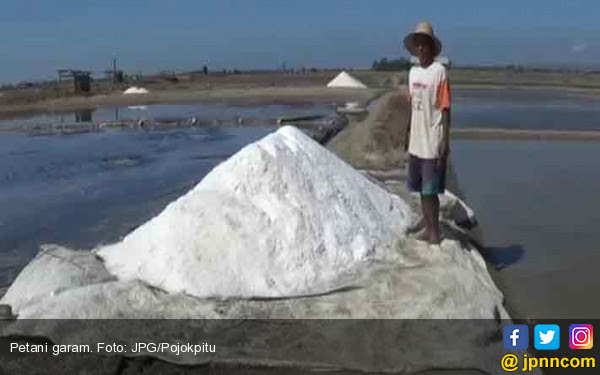 Kelangkaan Garam di Sumbar Picu Inflasi - JPNN.COM
