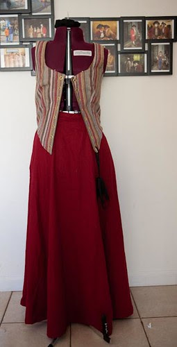 Ren Faire Outfit - Linen