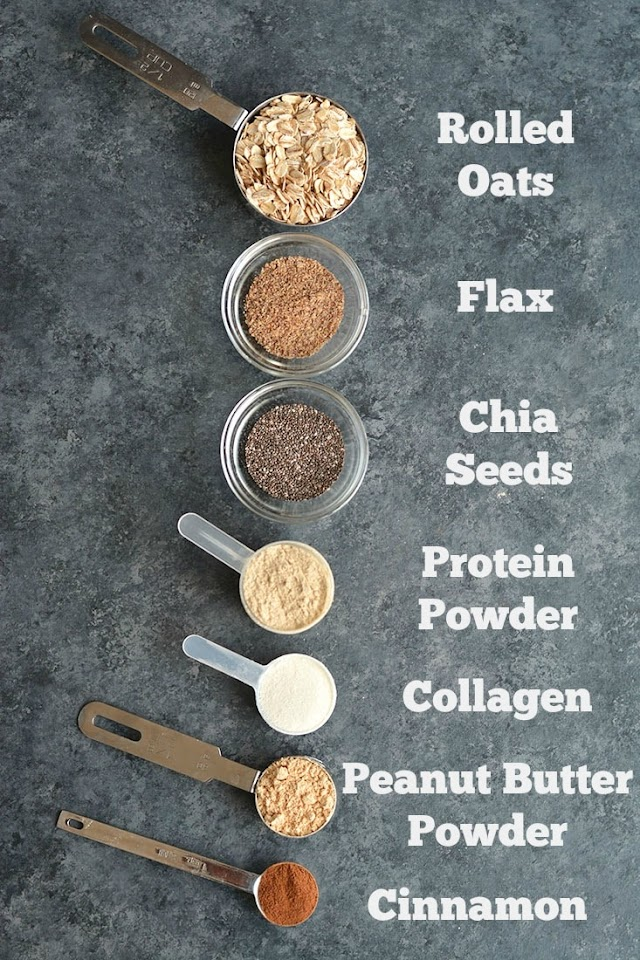 Low Calorie High Protein Overnight Oats / Brownie Batter Overnight Protein Oats | Recipe | Chocolate ...
