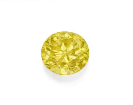 Foto 2, NATURAL FANCY YELLOW DUNKEL-GOLD DIAMANT 1,50 CARAT IGI, D6187