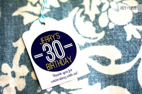 17 Best images about his 30th birthday on Pinterest   30th