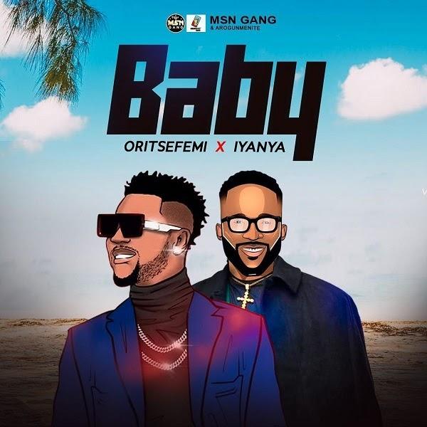[Mp3] Oritse Femi ft. Iyanya – Baby