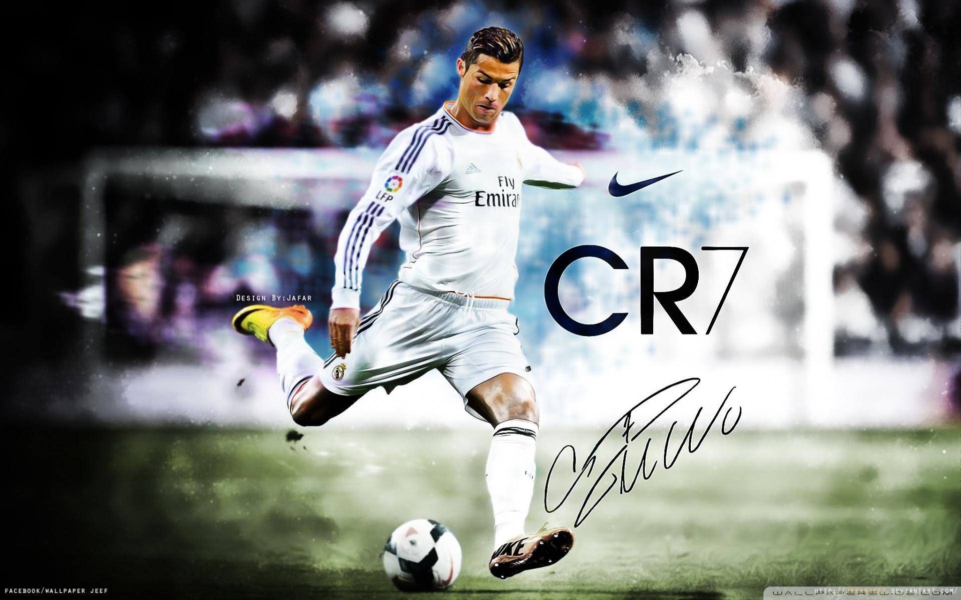 Cristiano Ronaldo Real Madrid Wallpaper 1920x1200 19103