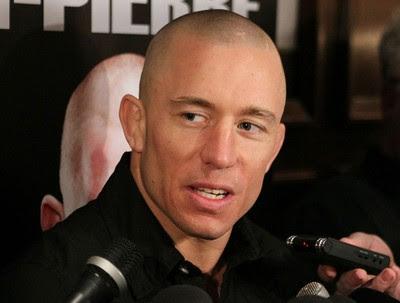 Georges St-Pierre MMA UFC (Foto: Divulgação/UFC)