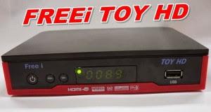 Freei Toy HD atualização