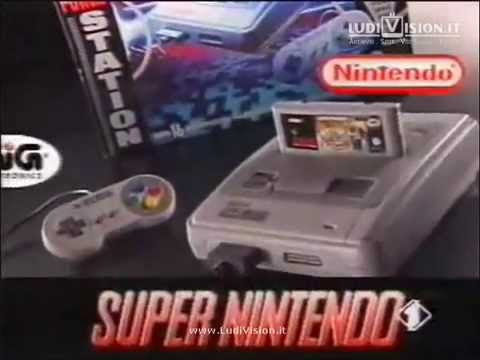 Super Nintendo - Tutto il resto è Game Over (1994)