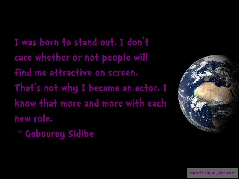 Quotes About Born To Stand Out Top 23 Born To Stand Out Quotes From