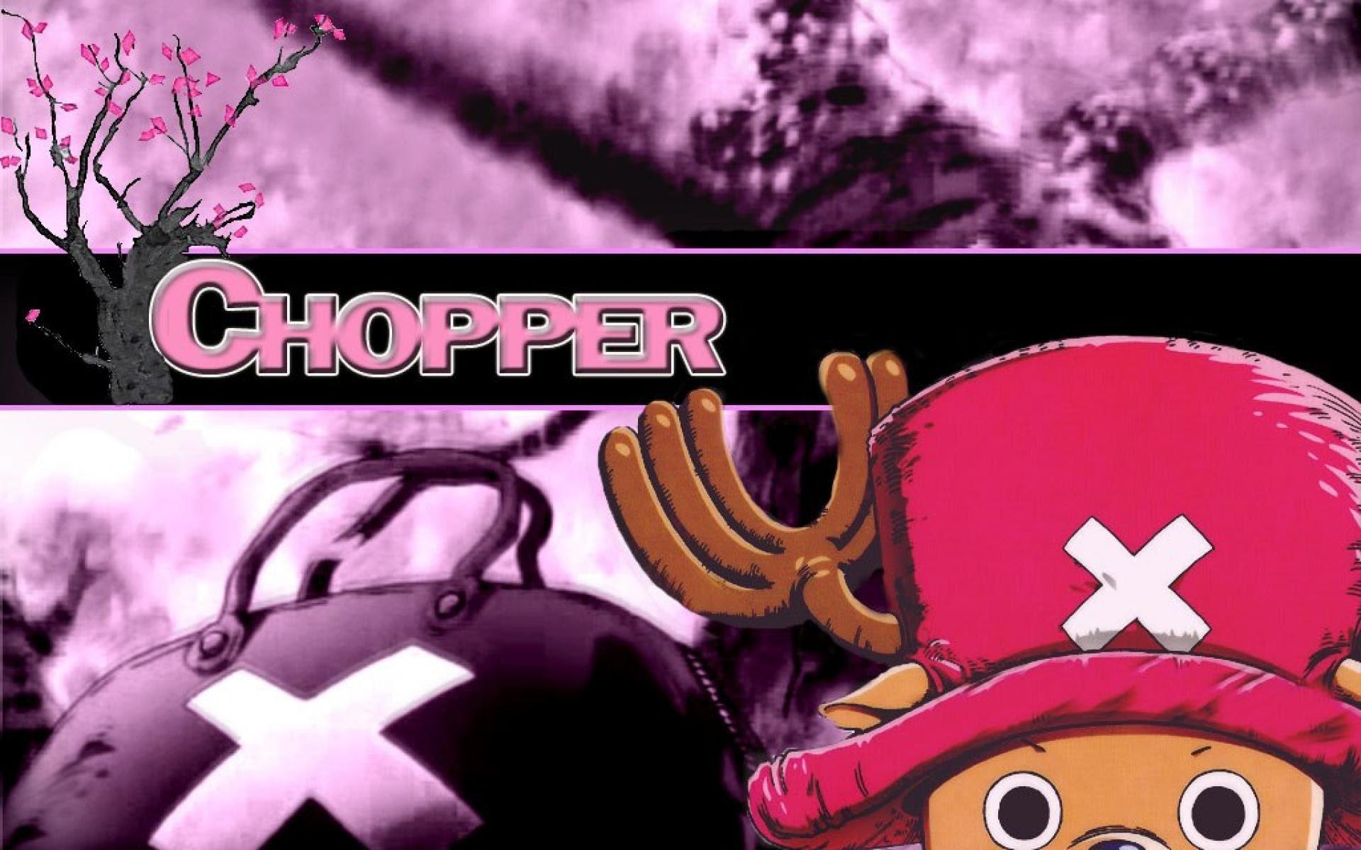 Chopper One Piece Wallpaper Hd Freewallanime