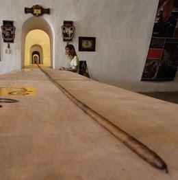 El puro más largo del mundo por José Castelar