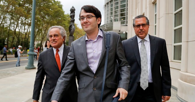 Ex-Bloomberg Reporter, Christie Smythe, Who Covered Martin Shkreli Reveals Relationship With Him