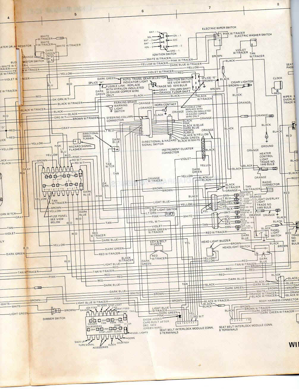 26ebd5 1968 Ford Mustang Wiring Diagram Schematic Wiring Resources