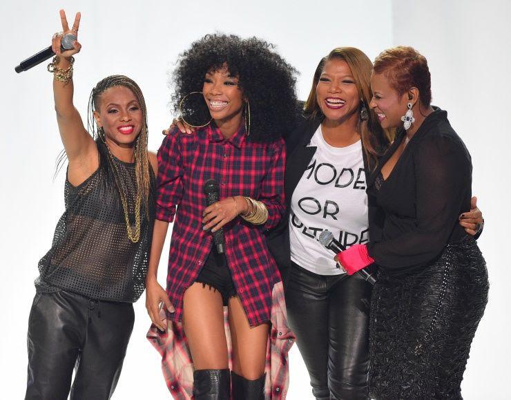 Brandy : 2014 BET Hip-Hop Awards photo 455895034.jpg