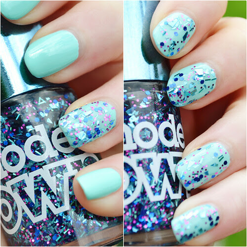 Models Own Mirrorball Boogie Nights swatch