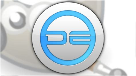 clean professional logo design erstellen  gimp tutorial