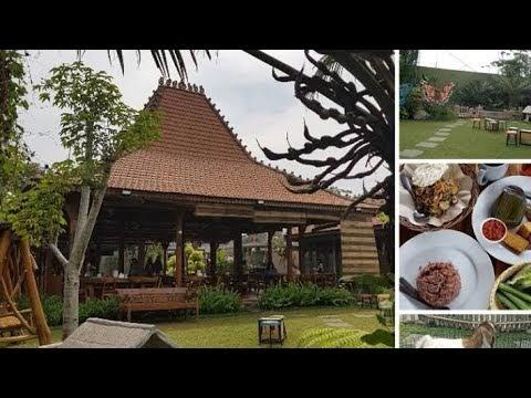 Imah Djoglo, Tempat Kuliner Asyik dan Resik Dekat Keluar Tol Pasirkoja