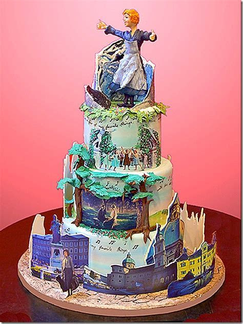 Themed Wedding Cakes   Cakes, Favours & Guest Books