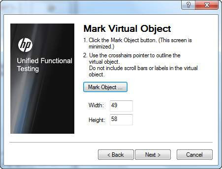 Virtual Object - Step 3