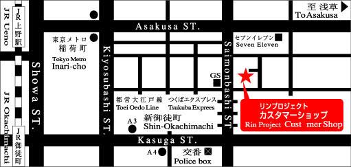 Customershop-map