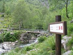 Il ponte per E51