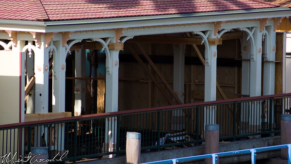 Disneyland Resort, Disney California Adventure, Toy Story Midway Mania, Queue, Structure, Refurbishment, Refurb
