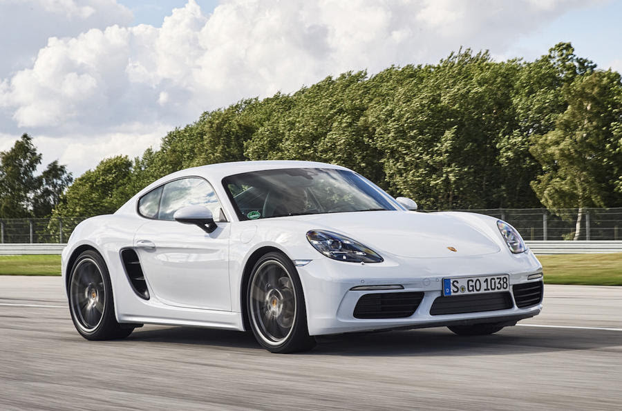 2016 Porsche 718 Cayman review | Autocar