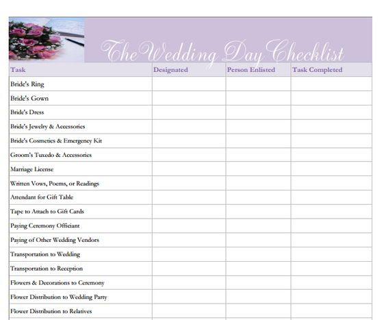 Wedding day planner cost – Wedding celebration blog