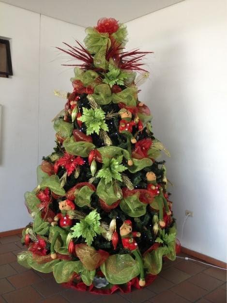 Ideas Para Decorar Tu árbol De Navidad Decoración