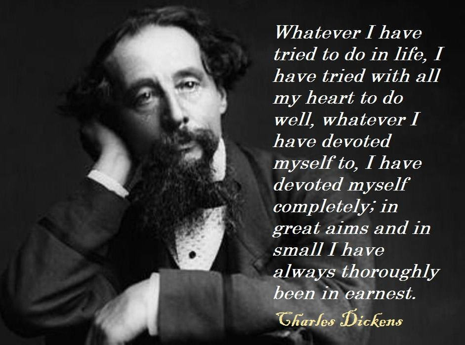 Charles Dickens Quote Quote Number 590276 Picture Quotes